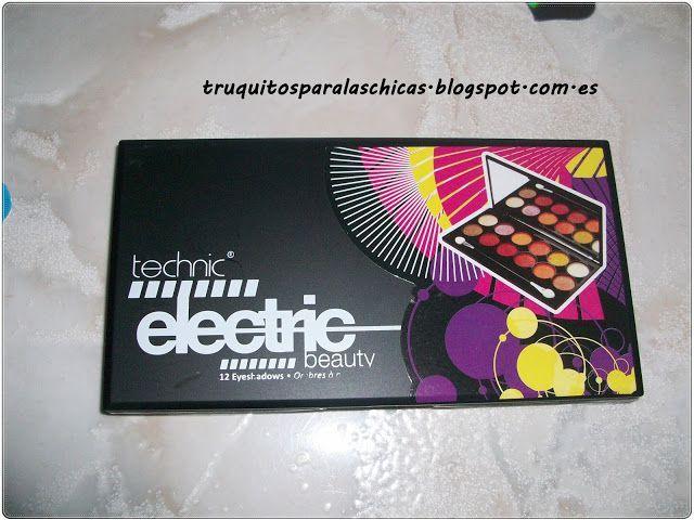 paleta tecnic electric