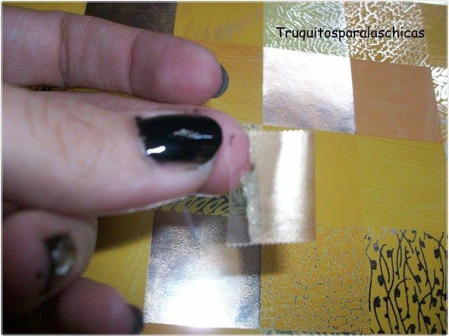 pegatinas uñas