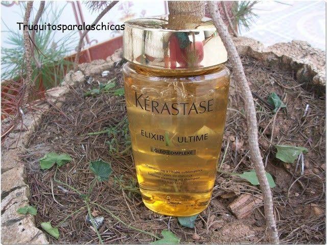 Elixir ultime KErastase Champu