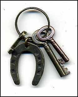 llaves de la suerte