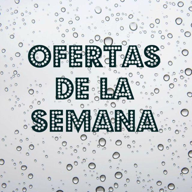 OFERTAS DE LA SEMANA