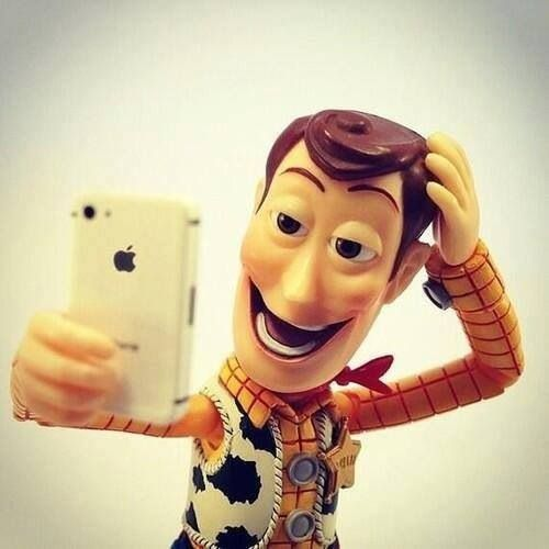 maquillaje para un selfie