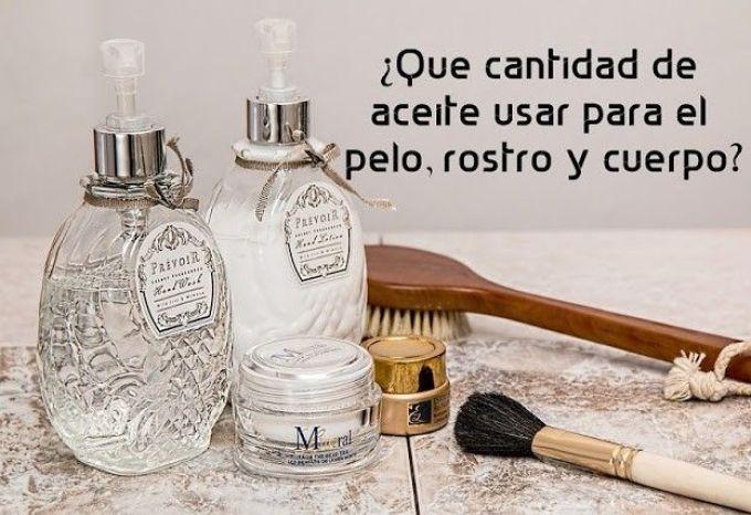 aceite corporal