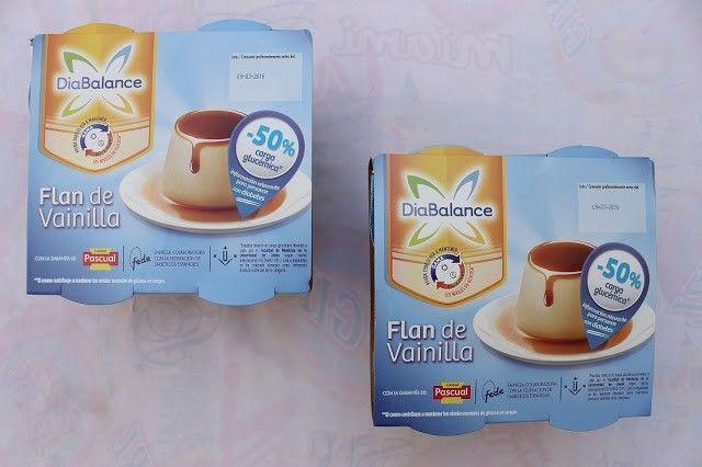 flan diabalance