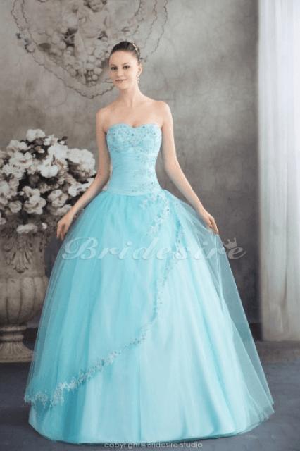vestido de la Cenicienta