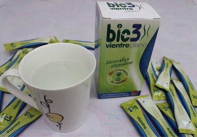 Vientre plano con Bio3