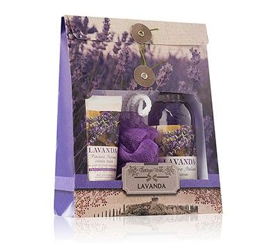 pack regalo lavanda bottega verde