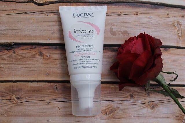 crema hidratante ictyane de Ducray