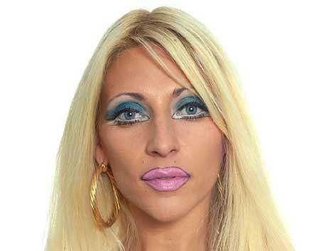 famosas peor maquilladas