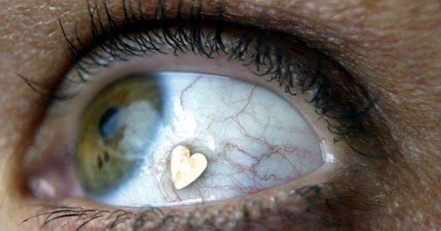 joyas en los ojos