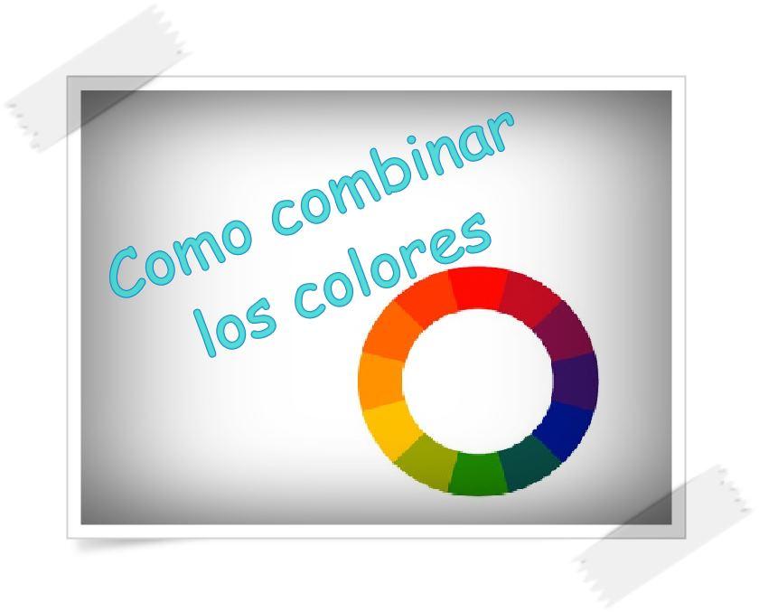 Cómo combinar los colores de la ropa