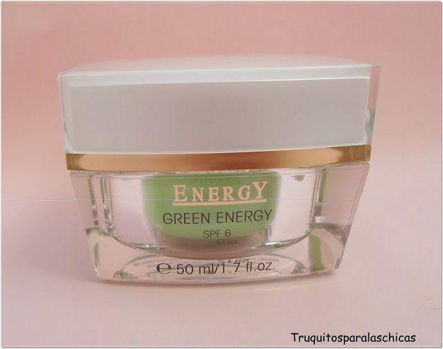 Energy Green Cream