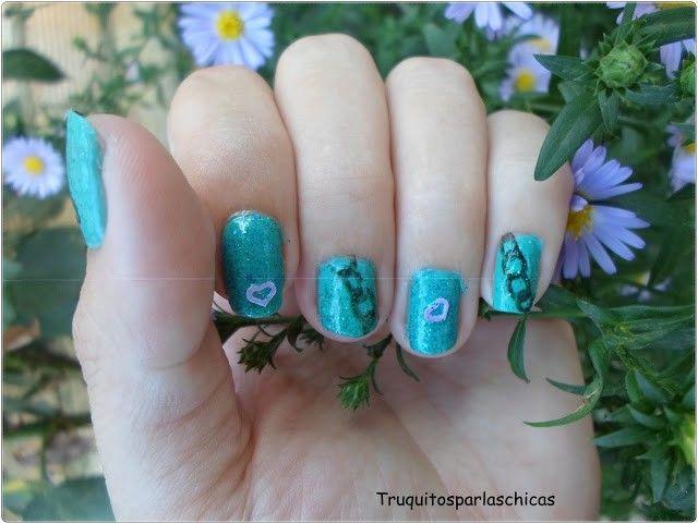 manicura tatuajes temporales
