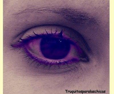evitar los ojos hundidos