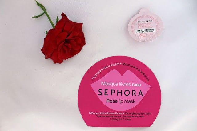 Mascarilla para labios de la marca Sephora
