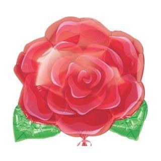 globo helio rosa regalo san valentin
