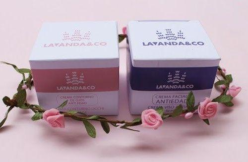 cosmética ecológica de Lavanda&co