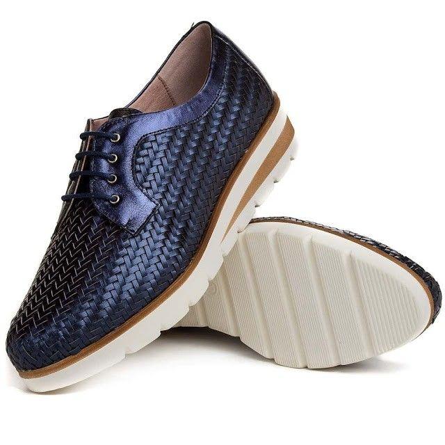 Blucher Trenzado zapato