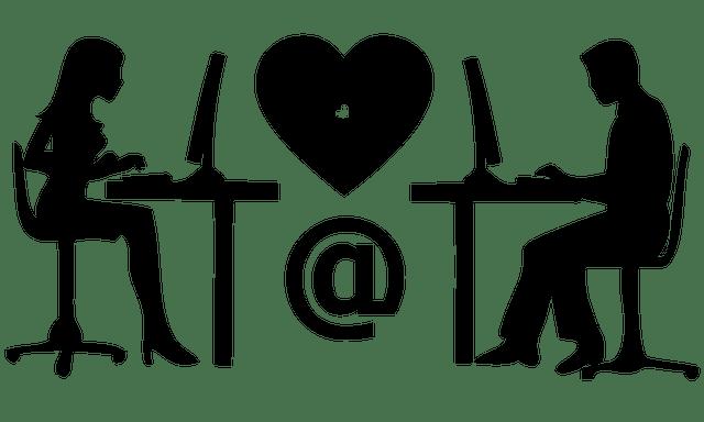 buscar el amor por internet