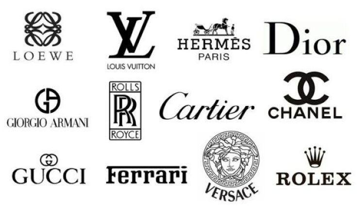 marcas de lujo