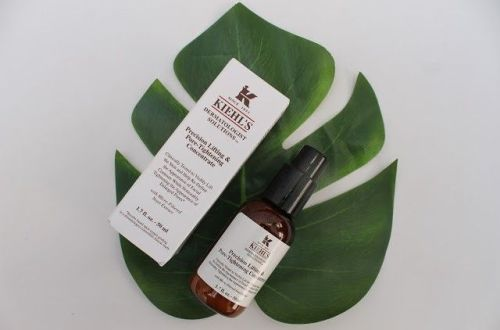 Serum Precision Lifting & PoreTightening concentrate de Kiehl's