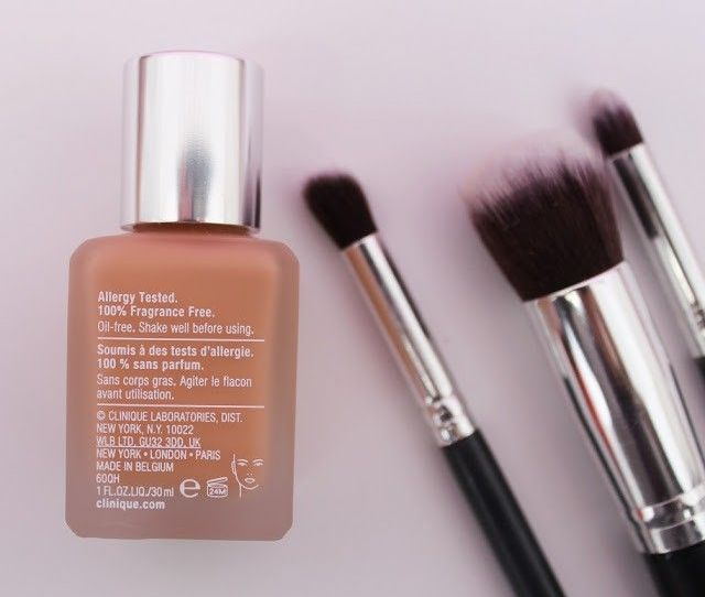 base de maquillaje Clinique superbalanced makeup