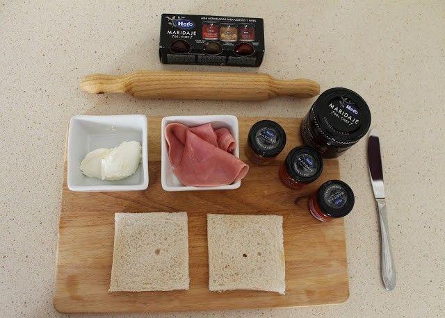 reto maridaje del chef de la marca Hero ingredientes