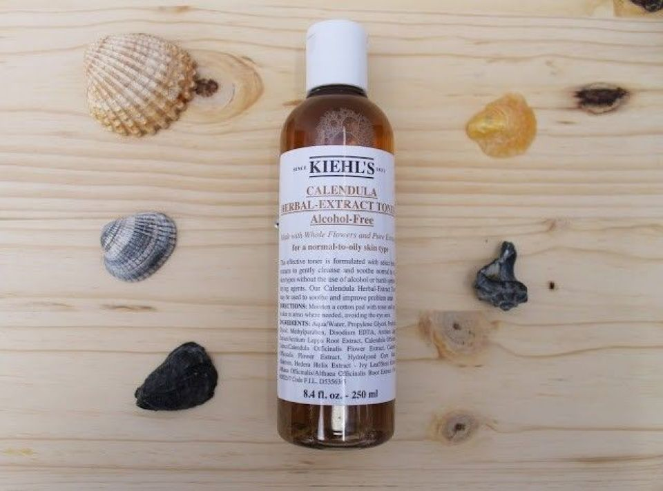 Caléndula herbal Extract Toner de Kiehl's