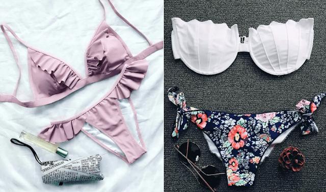 Bikinis Zaful verano 2018