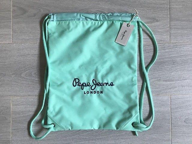 mochila Pepe Jeans de la web mis maletas