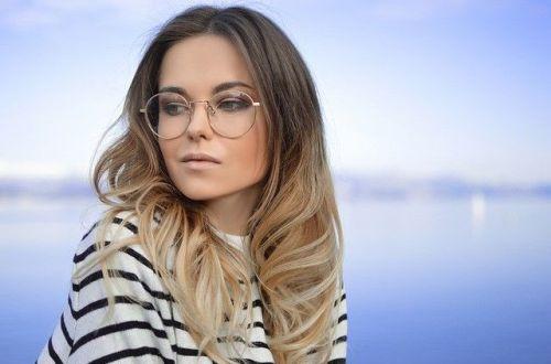 gafas de moda