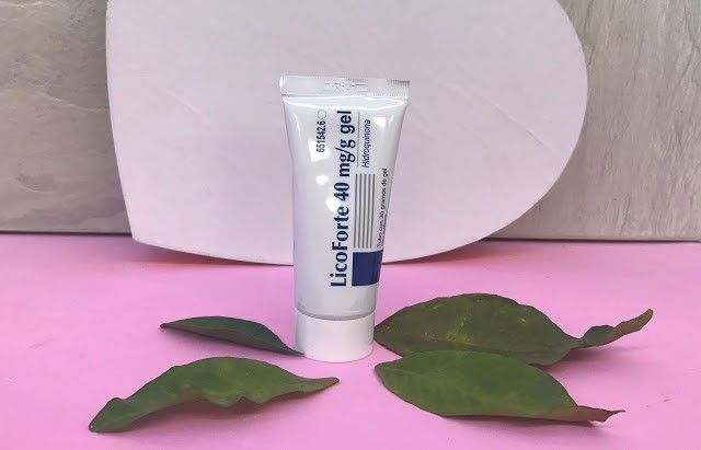 LicoForte gel 40 mg
