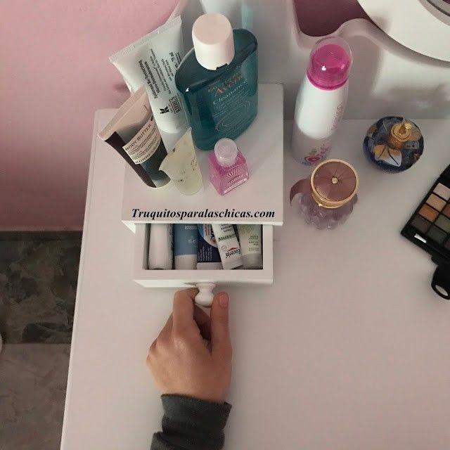 tocador de maquillaje super barato