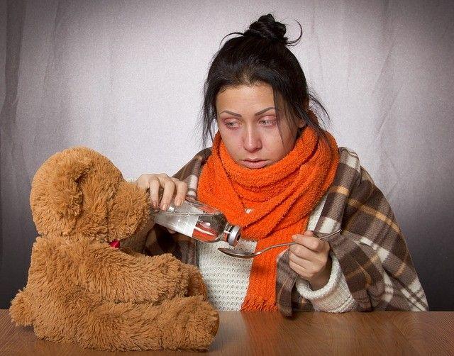 tratar gripe Homeopatia