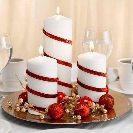 decoracion-navidad-velas-rojas