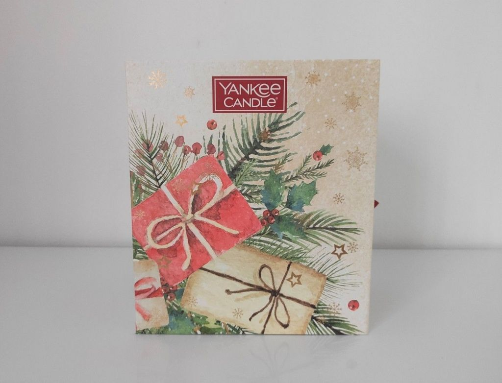 calendario adviento yankee Candle