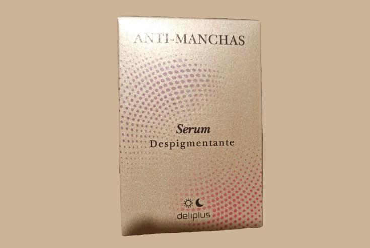 serum antimanchas despigmentante Deliplus