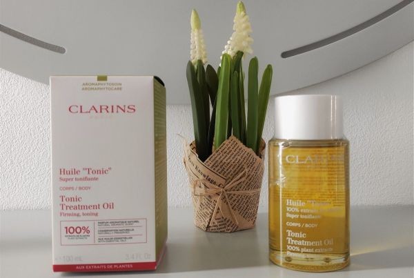 aceite Clarins Tonic Body Treatment