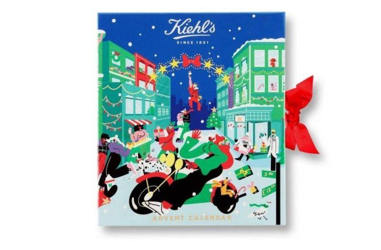 calendario de Adviento Kiehl's 2021