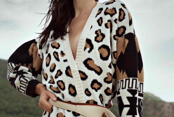 tendencia moda animal print