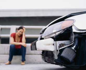 motor vehicle accident auto car crash