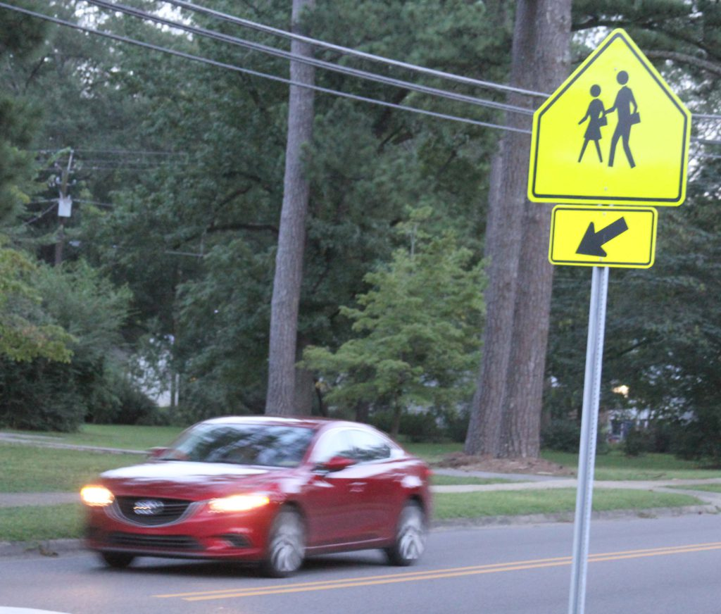 Council Discusses Road Crossing Safety Near Cahaba