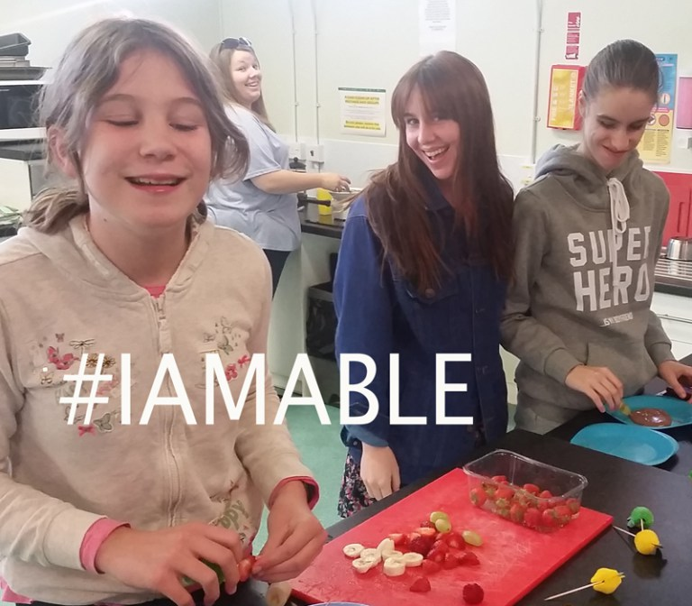 I am ABLE campaign - Look Sussex