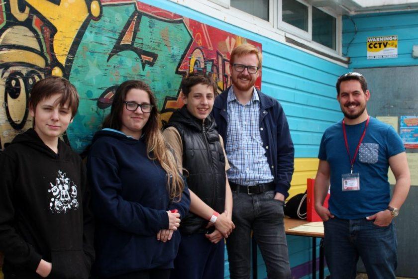 Moulsecoomb Youth sports festival. Community Development Brighton TDC
