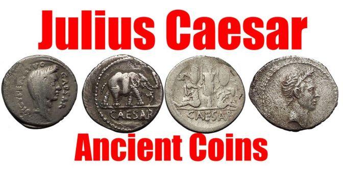 Julius caesar ancient roman coins for sale on ebay freerunsca Images