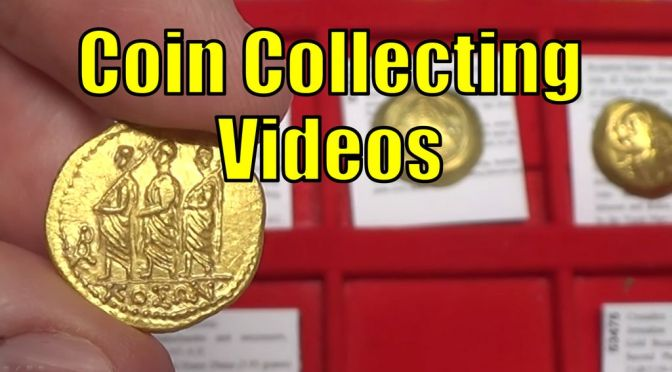 ancient coin collecting videos