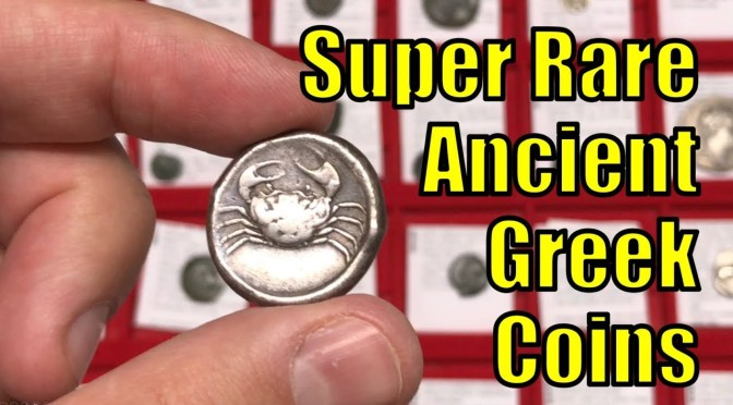 Rarest Ancient Greek Coins from circa 500-100BC Collection & Collecting Guide with Tips