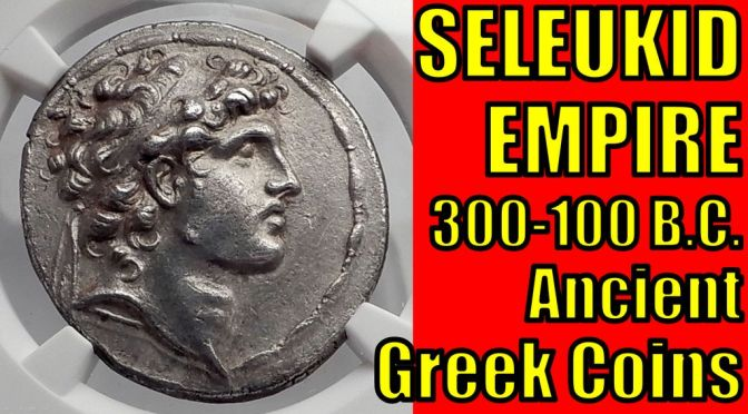SELEUKID Kingdom circa 300-100BC Ancient Greek Coins Guide and Collection