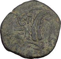 Julius Caesar Roman Coin Roman Empire 28-g Denarius, Republic To Empire