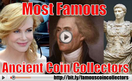 Famous Celebrity Coin Collectors